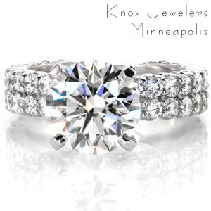Design 3021 - Classic Engagement Rings
