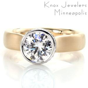 Design 3039 - Classic Engagement Rings