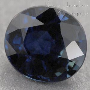 Sapphire Oval 0.85 carat Blue Photo