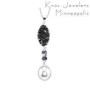 Image for Black Beads & Pearl