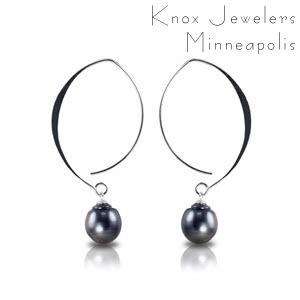Image for Tahitian Pearl Dangles