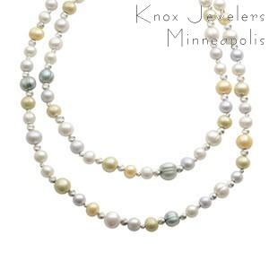 Image for Pastel Pearl Strand - 40""