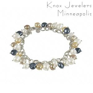 Multi Color Pearl Bracelet - New Gifts