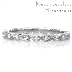Design 3222 - Eternity Bands