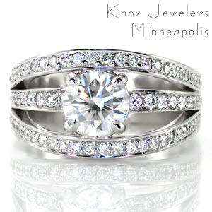 Design 3306 - Classic Engagement Rings