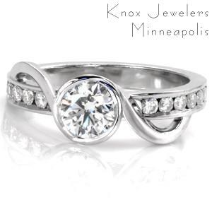 Design 3373 - Classic Engagement Rings
