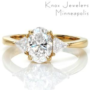 Design 3376 - Classic Engagement Rings