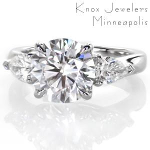 Design 3391 - Classic Engagement Rings