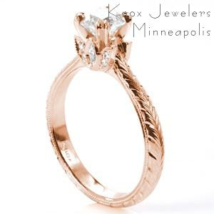 Unique antique engagement rings in Phoenix