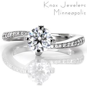 Design 3402 - Classic Engagement Rings