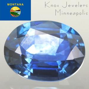 Sapphire Oval 0.72 carat Blue Photo