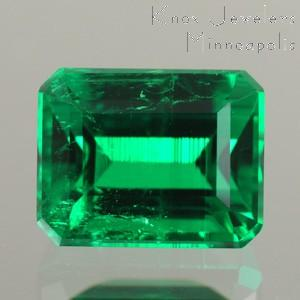 Emerald Emerald 0.73 carat Green Photo
