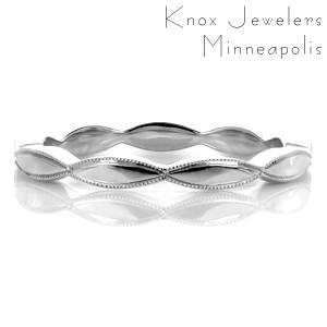 Design 3435 - New Wedding Bands