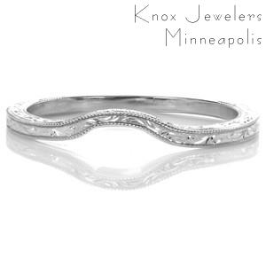 Hand Engraved Wedding Rings Knox Jewelers