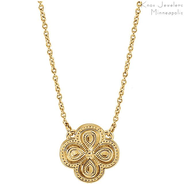 Image for Clover Necklace