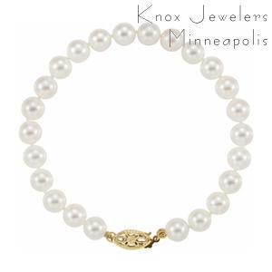 Image for Akoya Pearl Bracelet