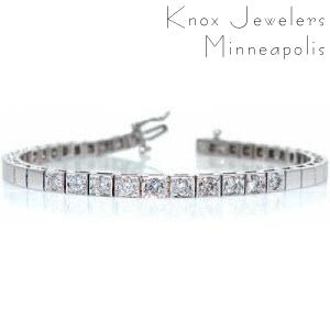 Add-A-Diamond - .90 ct - Bracelets